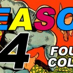 Four Colors - Season 4 Title