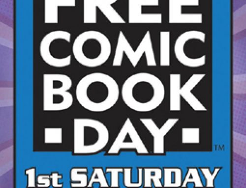 Free Comic Book Day 2013!