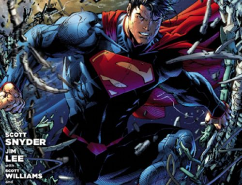 SUPERMAN & THE NEW 52 REVEAL ALTERNATE HISTORY TO WORLD WAR 2!