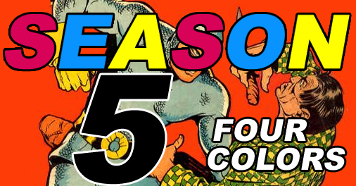 Four Colors - Season 5 Title